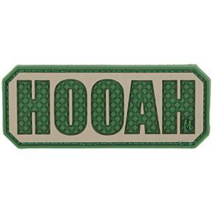 Maxpedition HOOAH (Arid) Morale Patch