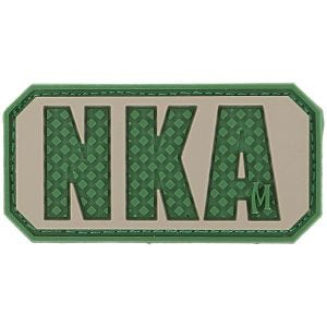 Maxpedition NKA No Known Allergies (Arid) Morale Patch