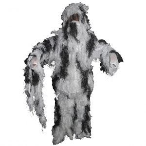 MFH Camouflage Ghillie Suit Snow