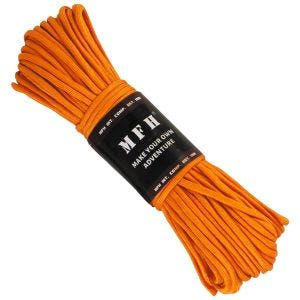 MFH Paracord 100ft Orange