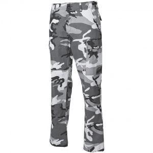 MFH BDU Combat Trousers Ripstop Urban
