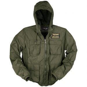 Mil-Tec Air Force Jacket Olive