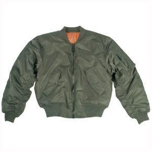 Mil-Tec MA-1 Flight Jacket Olive