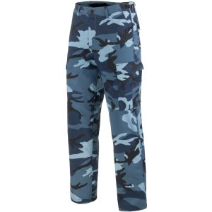 Mil-Tec BDU Ranger Combat Trousers Skyblue