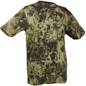 Mil-Tec T-Shirt Mandra Wood