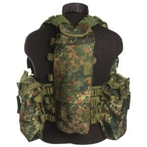 Mil-Tec South African Assault Vest Flecktarn