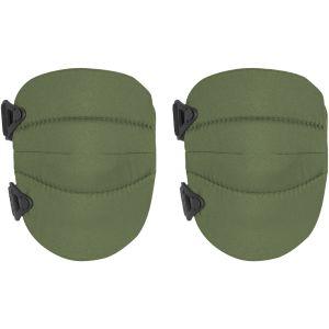 Alta Tactical AltaSoft Knee Pads AltaLOK Olive Green