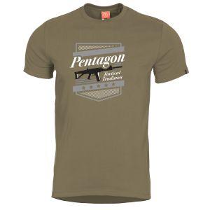 Pentagon Ageron A.C.R. T-Shirt Coyote