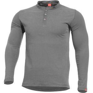 Pentagon Romeo Henley Shirt Wolf Grey