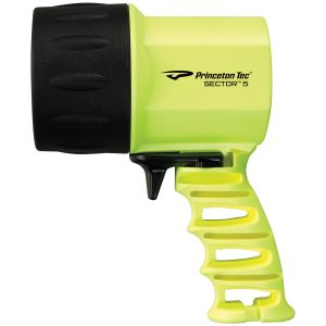 Princeton Tec Sector 5 Hand Torch Neon Yellow