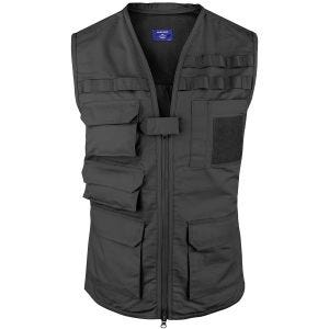 Propper Tactical Vest Polycotton Ripstop Black