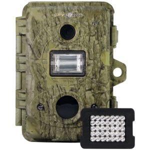 SpyPoint FL-8 Flash / Infrared Digital Trail Camera Camo