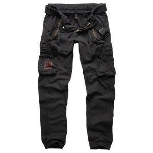 Surplus Royal Traveler Slimmy Trousers Royal Black