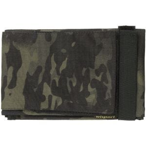 Wisport Lynx Map Case MultiCam Black