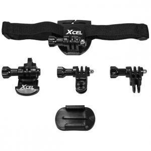 Xcel Helmet Kit Black