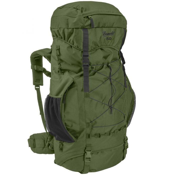 Brandit Aviator 80 Backpack Olive