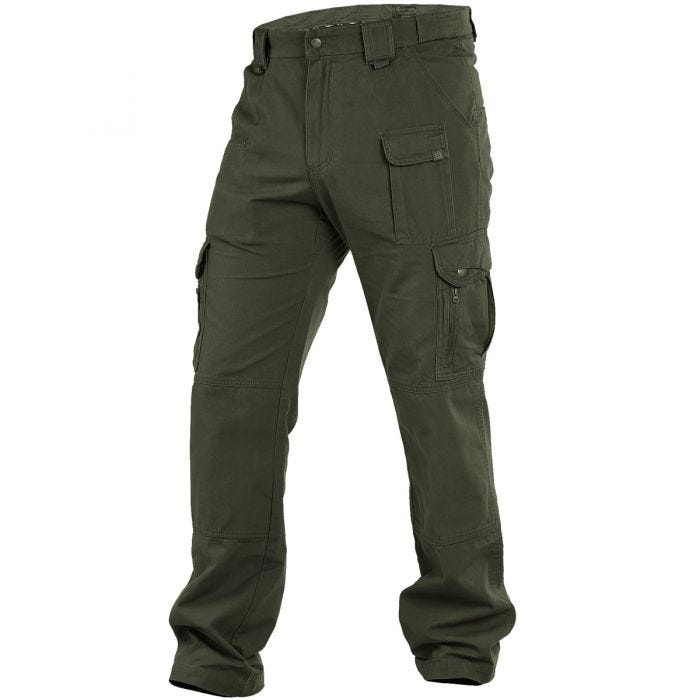 Pentagon Elgon Heavy Duty Tactical Pants Olive Green
