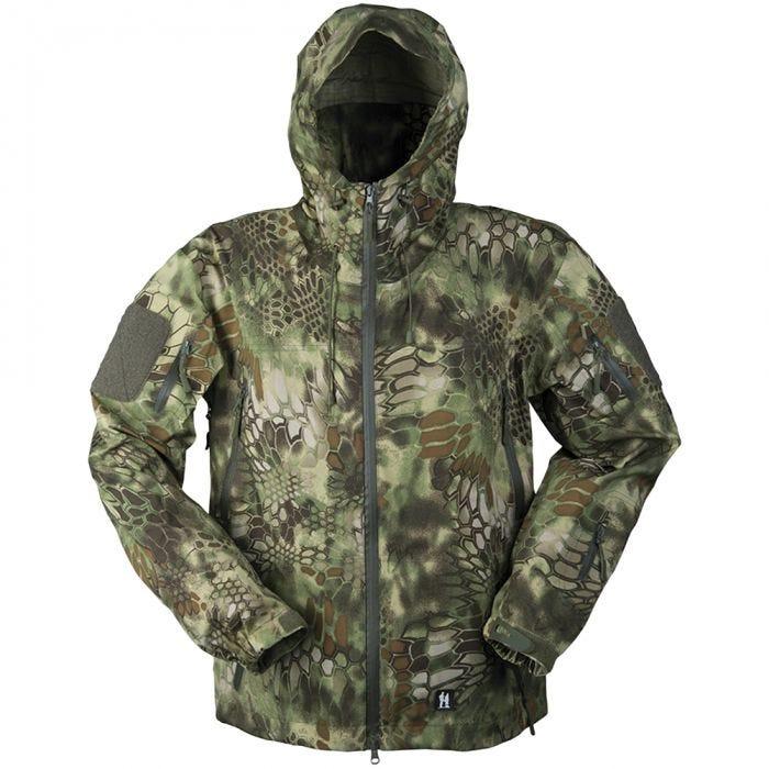 Mil-Tec Hardshell Breathable Jacket Mandra Wood