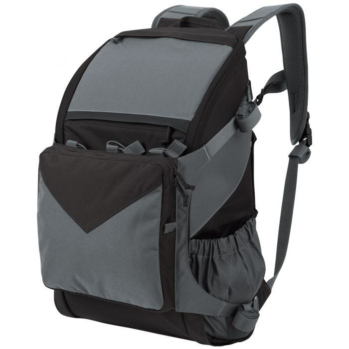Helikon Bail Out Bag Backpack Shadow Grey / Black