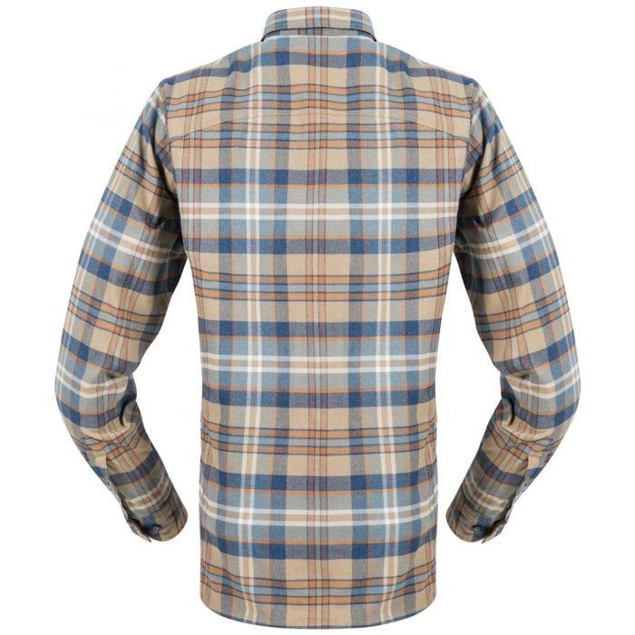 Helikon Defender Mk2 Pilgrim Long Sleeve Shirt Ginger Plaid