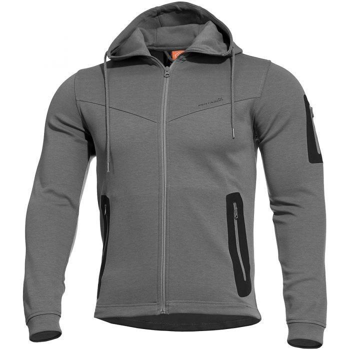 Pentagon Pentathlon Sweater Cinder Grey