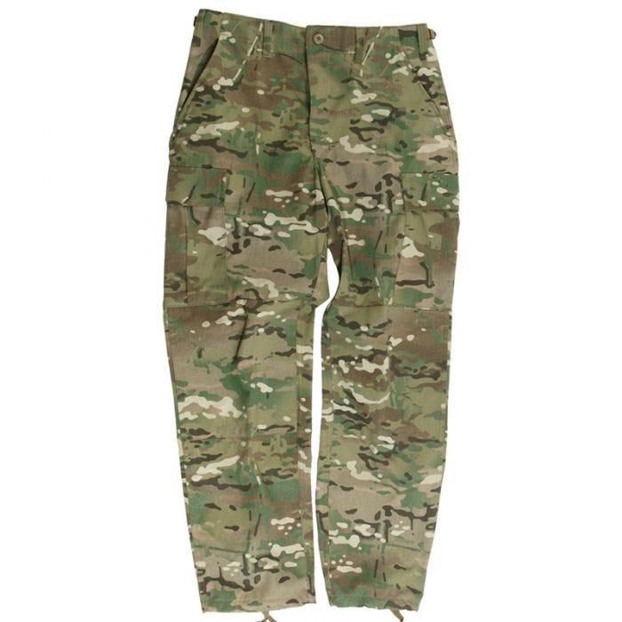 Tru-Spec BDU Combat Trousers MultiCam