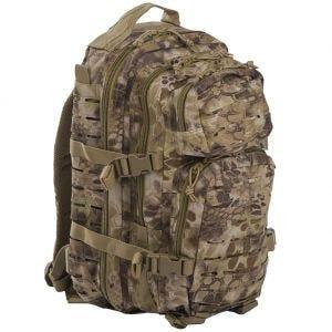Mil-Tec US Assault Pack Small Laser Cut Mandra Tan