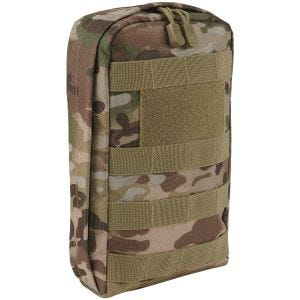 Brandit Snake MOLLE Pouch Tactical Camo