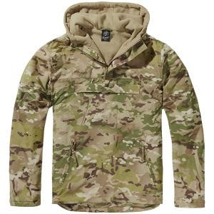Brandit Windbreaker Tactical Camo