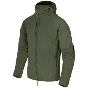 Helikon Urban Hybrid Softshell Jacket StormStretch Taiga Green