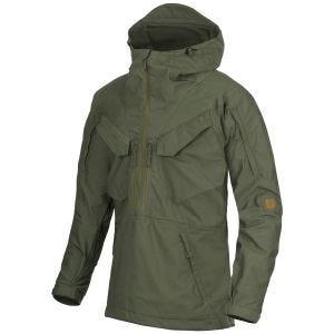 Helikon Pilgrim Anorak Jacket Taiga Green