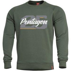 Pentagon Hawk Sweater Twenty Five Camo Green