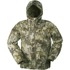 Mil-Tec Hardshell Breathable Jacket Mandra Tan