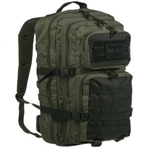 Mil-Tec US Assault Pack Large Ranger Green/Black