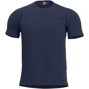 Pentagon Levantes Crew Neck Shirt Navy Blue