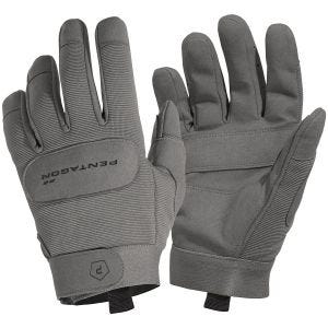 Pentagon Duty Mechanic Gloves Wolf Grey