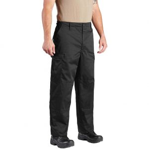 Propper BDU Trousers Button Fly Polycotton Twill Black