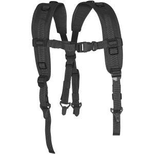 Viper Locking Harness Black