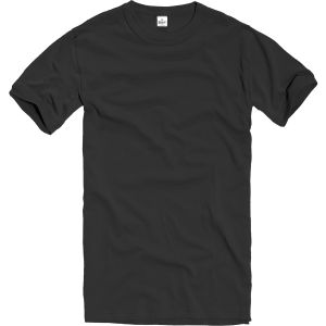 Brandit BW T-shirt Black