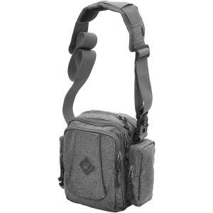 Civilian Lab Grayman Tonto Concealed Carry Mini-Messenger Shoulder Bag Grey