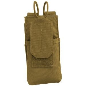 Condor Patrol Radio Pouch Coyote Brown