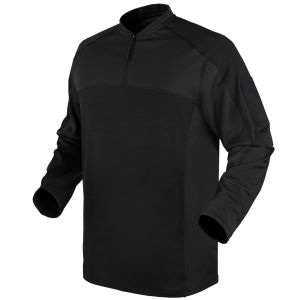 Condor Trident Battle Top Long Sleeve Black
