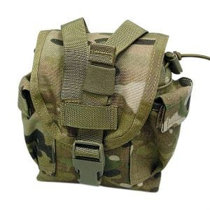 Flyye Canteen Pouch Ver. FE MOLLE MultiCam