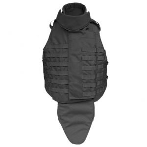 Flyye Outer Tactical Vest Black