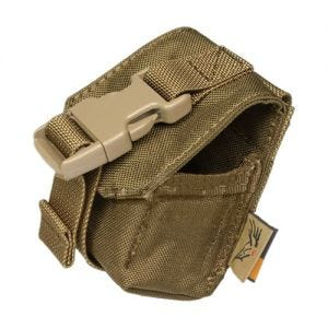 Flyye Single Fragmentation Grenade Pouch Coyote Brown