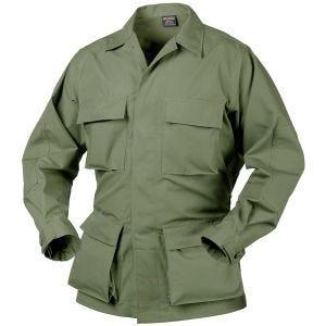 Helikon Genuine BDU Shirt Polycotton Ripstop Olive