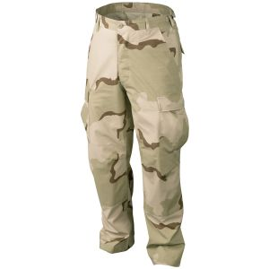 Helikon Genuine BDU Trousers Cotton Ripstop 3-Colour Desert