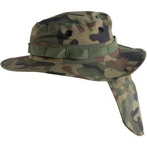 Helikon GI Boonie Hat Polish Woodland