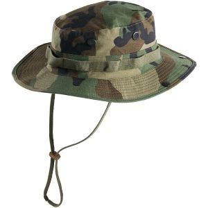 Helikon GI Boonie Hat Woodland