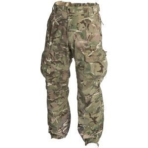 Helikon Soft Shell Trousers Level 5 Ver. II MP Camo